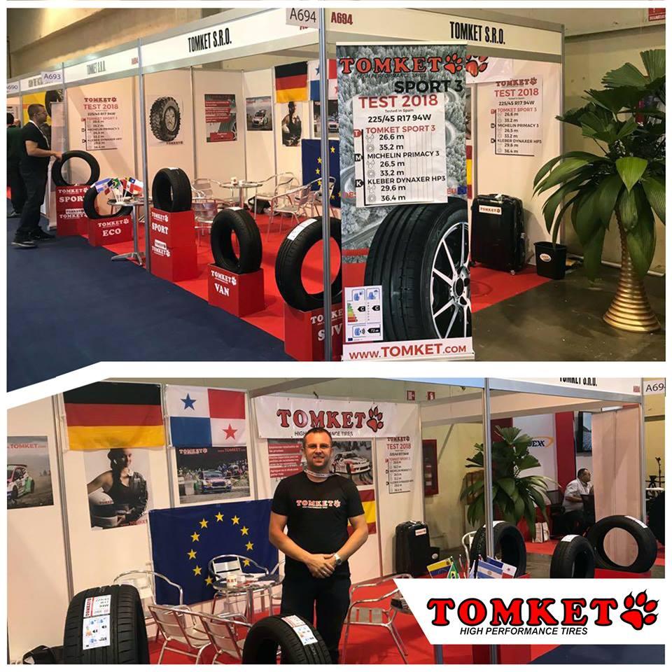 TOMKET PANAMA 2018